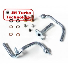 Subaru VF40 VF46 VF52 Turbo Water Pipe Kit