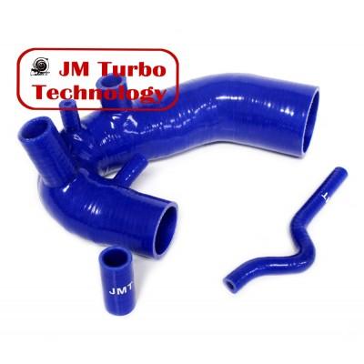 94-05 Audi A4 VW Passat B5 1.8T Turbo Intake Hose Blue