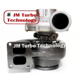 Turbocharger For Cummins L-10 LTA10 Engine H2C Turbo